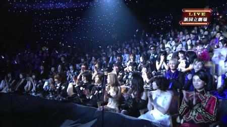 第53回輝く! 日本レコード大賞 AKB48「フライング・ゲット」大賞受賞1