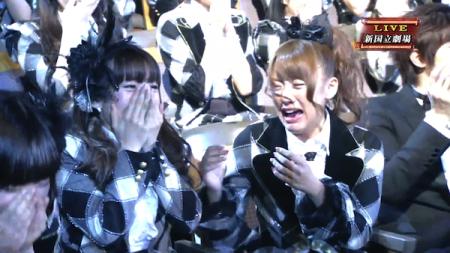 前田敦子 大島優子 高橋みなみ 第53回輝く! 日本レコード大賞 AKB48「フライング・ゲット」大賞受賞2
