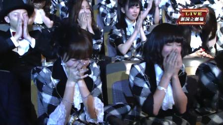 篠田真理子 前田敦子 第53回輝く! 日本レコード大賞 AKB48「フライング・ゲット」大賞受賞3
