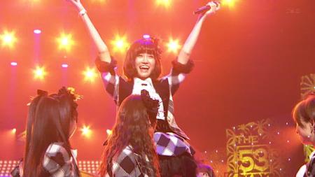 日本レコード大賞受賞前のAKB48のパフォーマンス「フライング・ゲット」4