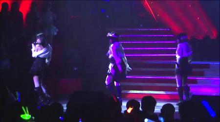 AKB48紅白対抗歌合戦「抱きしめられたら」NMB48 山本彩×山田菜々×渡辺美優紀4