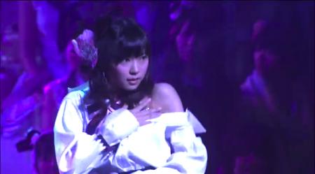 AKB48紅白対抗歌合戦「抱きしめられたら」NMB48 山本彩×山田菜々×渡辺美優紀5