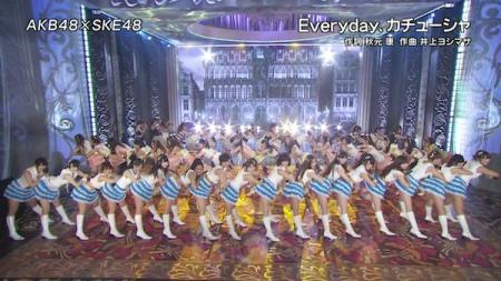 AKB48 FNS歌謡祭1