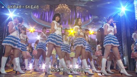 AKB48 FNS歌謡祭4