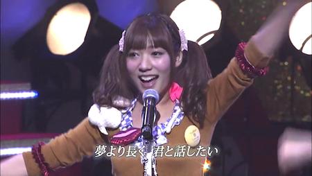 AKB48紅白対抗歌合戦「ペラペラペラオ」宮崎美穂×多田愛佳×柏木由紀×野中美郷4