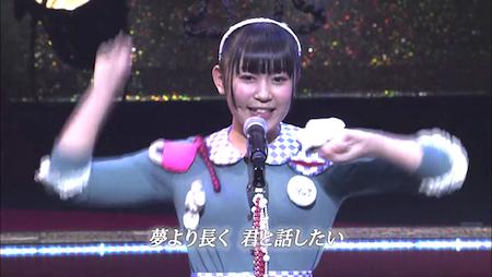 AKB48紅白対抗歌合戦「ペラペラペラオ」宮崎美穂×多田愛佳×柏木由紀×野中美郷5
