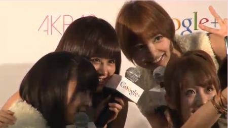 AKB48 Now on Google+ 4
