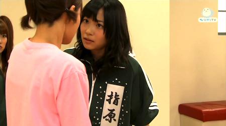 センター指原(指原莉乃さん) AKB48 コント びみょ~第1回「レッスン場」より
