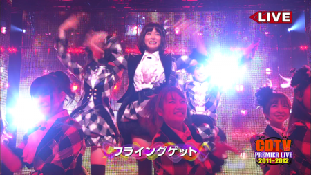 AKB48メドレー CDTVスペシャル!年越しプレミアライブ14