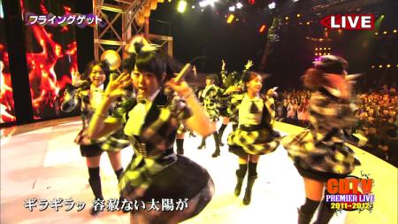 AKB48メドレー CDTVスペシャル!年越しプレミアライブ16