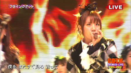 AKB48メドレー CDTVスペシャル!年越しプレミアライブ17