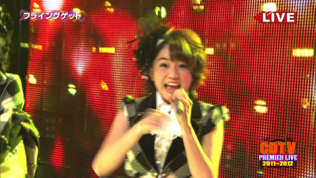 AKB48メドレー CDTVスペシャル!年越しプレミアライブ18