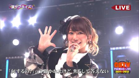 AKB48メドレー CDTVスペシャル!年越しプレミアライブ2