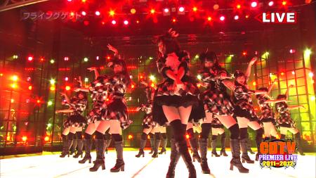 AKB48メドレー CDTVスペシャル!年越しプレミアライブ21