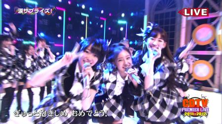 AKB48メドレー CDTVスペシャル!年越しプレミアライブ6