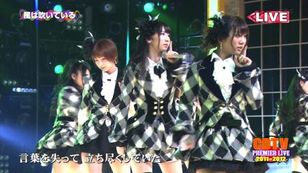 AKB48メドレー CDTVスペシャル!年越しプレミアライブ7