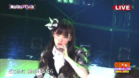 AKB48メドレー CDTVスペシャル!年越しプレミアライブ8