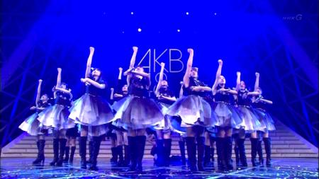 第62回紅白2011AKB48スペシャルMIX11