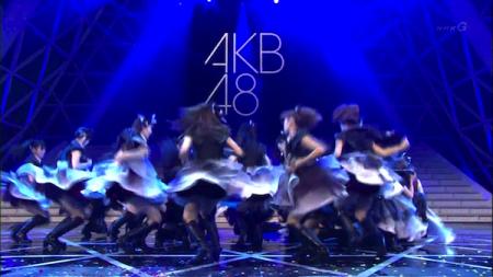 第62回紅白2011AKB48スペシャルMIX13