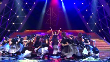第62回紅白2011AKB48スペシャルMIX 14