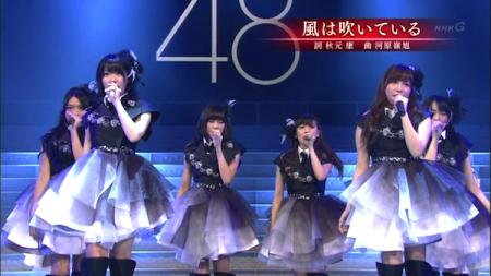 第62回紅白2011AKB48スペシャルMIX 2