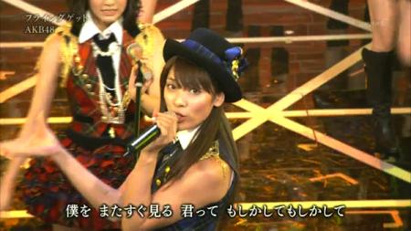 第62回紅白2011AKB48スペシャルMIX 21