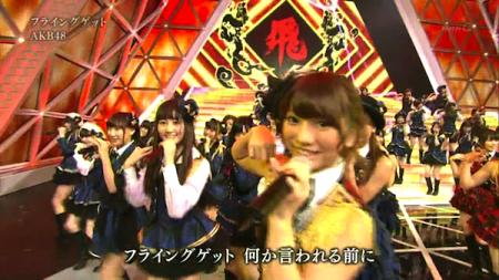 第62回紅白2011AKB48スペシャルMIX 22