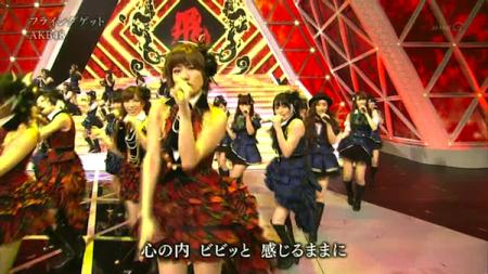 第62回紅白2011AKB48スペシャルMIX 23