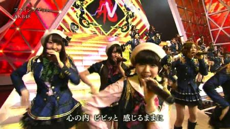 第62回紅白2011AKB48スペシャルMIX 24
