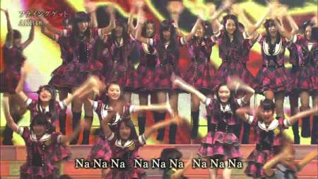 第62回紅白2011AKB48スペシャルMIX 28