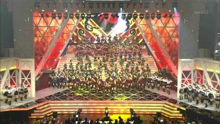 第62回紅白2011AKB48スペシャルMIX 29