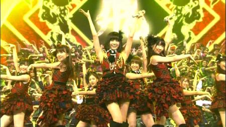 第62回紅白2011AKB48スペシャルMIX 30