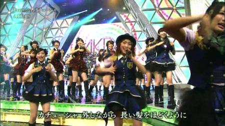 第62回紅白2011AKB48スペシャルMIX 33