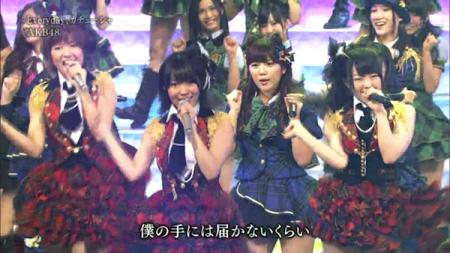 第62回紅白2011AKB48スペシャルMIX 35