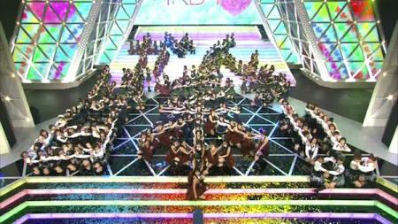 第62回紅白2011AKB48スペシャルMIX 38