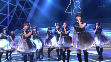 第62回紅白2011AKB48スペシャルMIX4