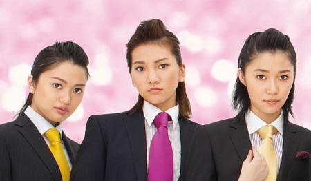 北原理恵 高城亜紀 指原莉乃「男前になりに来い」AKB48×はるやま1