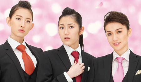 小嶋陽菜 渡辺麻友 大島優子「男前になりに来い」AKB48×はるやま2