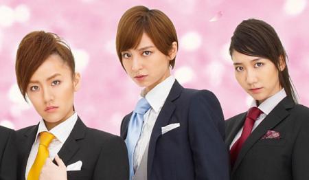 高橋みなみ 篠田真理子 柏木由紀「男前になりに来い」AKB48×はるやま3
