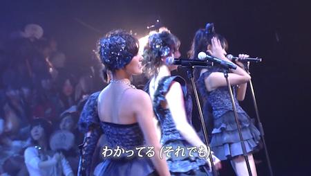 高城亜樹×宮澤佐江×北原里英 AKB48紅白対抗歌合戦「唇触れず…」2