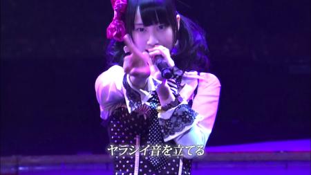 松井玲奈 AKB48紅白対抗歌合戦「口移しのチョコレート」1