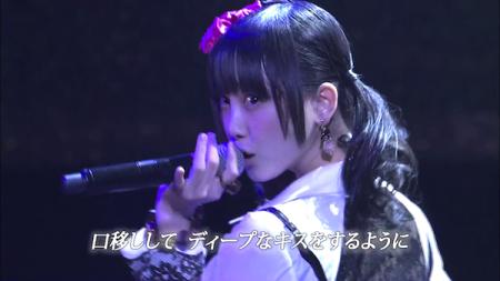 松井玲奈 AKB48紅白対抗歌合戦「口移しのチョコレート」6