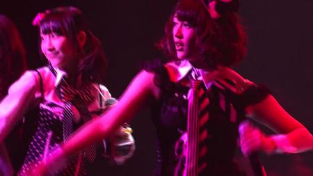 松井玲奈 佐藤亜美菜 AKB48紅白対抗歌合戦「口移しのチョコレート」7