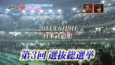 第3回選抜総選挙