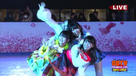 NotYet「波乗りかき氷」-CDTVスペシャル! 9