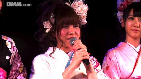 河西智美さん ともーみ ちゆう AKB48 成人式 2012