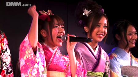 AKB48 新成人メンバー 二十歳の抱負 2012
