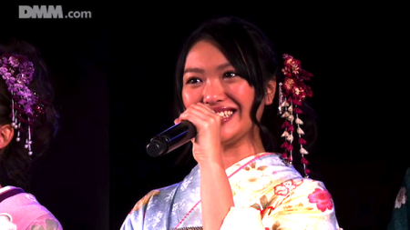 AKB48 北原里英さんきたりえ  成人式