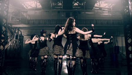 「飛べないアゲハチョウ」AKB48 アンダーガールズ1
