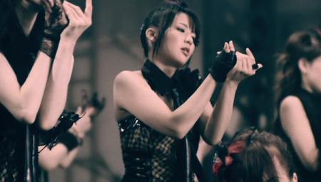 「飛べないアゲハチョウ」AKB48 アンダーガールズ3